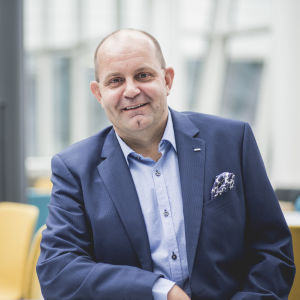 FSL:s ordförande Christer Holmlund