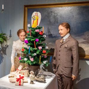 Museo Milavida Nottbeckien joulunviettoa