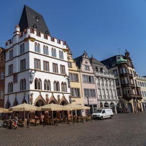 Trier centrum.