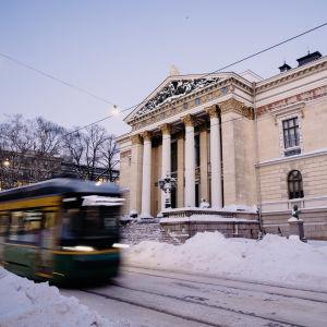 Ständerhuset i Helsingfors.