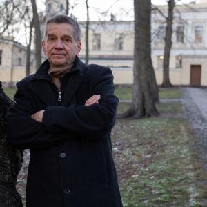 Kirjailija Jalonen Olli