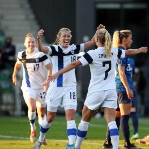Helmarit voittivat syyskuussa MM-karsintaottelussa Slovakian lukemin 2–1.