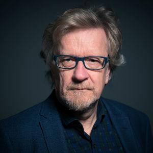 Kuvassa kolumnisti Kari Enqvist, Helsinki, 23.10.2018
