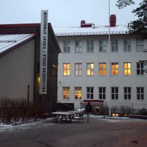 Källahagens skola och Virkby gymnasium