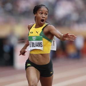 Briana Williams.