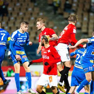 För en vecka sedan åkte RoPS på en 0–1 förlust mot HIFK i Helsingfors.