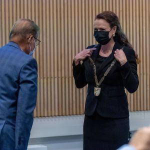 Lauri Lyly ja Anna-Kaisa Ikonen