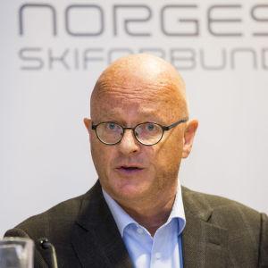 Fredrik Bendiksen har fungerat som idrottsläkare för många lag och i många grenar.