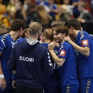 Finlands herrlandslag i handboll.