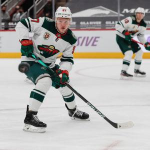 Kirill Kaprizov i Minnesota Wild.