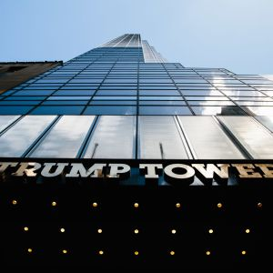 Trump Tower i New York.