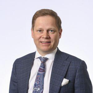 Kansanedustaja Markus Lohi, Suomen Keskusta.