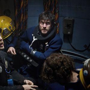 Norjalainen trilleri Pioneer sijoittuu Pohjanmeren syvyyksiin.