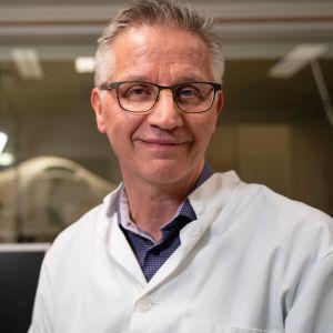 Juhani Knuuti är professor i medicin vid Åbo universitet.