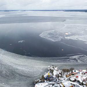 Näsijärvi Näsinneulasta.