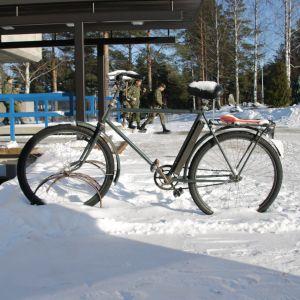 Sotilaan polkupyörä