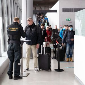 Matkustusliikenne alkaa taas Viron ja Suomen välillä. Ohjeita annetaan.