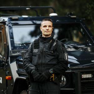 Vuoden Poliisiksi 2020 on valittu ylikonstaapeli Mika Vainioranta Pohjanmaan poliisilaitoksesta.
