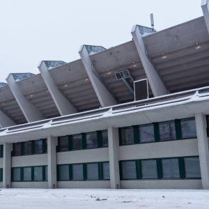 Tampereen stadion Ratinassa.