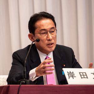 Den konservativa förre utrikesministers Fumio Kishida är något av ett kompromissval som väntas ena det Liberaldemokratiska partiet.