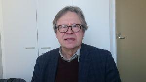 Folke Gräsbeck två dagar före sin 60-årsdag