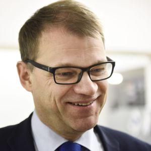 Statsminister Juha Sipilä (C)