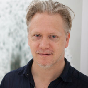 Konstnären Marcus Eek, 2015.