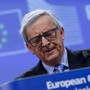 EU-kommissionens ordförande Jean-Claude Juncker.