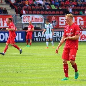 Fredrik Jensen spelar för FC Twente.