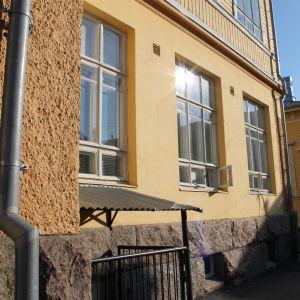 Katedralskolan i Åbo vid Malmgatan 2
