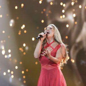 Anja Nissen representerar Danmark i Eurovisionen 2017.