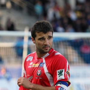 Sommaren 2010 spelade Eremenko Junior för FF Jaro.