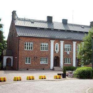 Bemböle skola i Esbo den 3 juni 2016