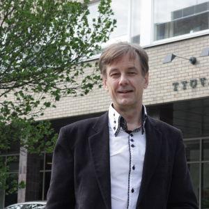 Sixten Westerby, rektor för Arbis i Åbo