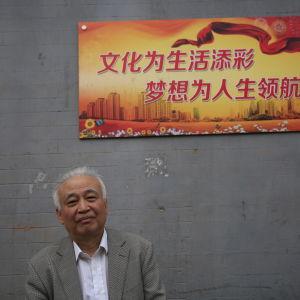Den tidigare rödgardistledaren Liu Long Jiang i Peking anser numera att kulturrevolutionen var en katastrof.