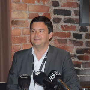 Den franske nationalekonomen Thomas Piketty