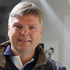 Kenneth Katter är evenemangskoodinator på Fiskarsbolagen.