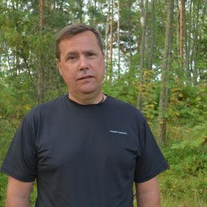 Peter Johansson, räddningschef på Östra Nylands räddningsverk