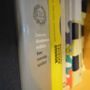 SAOL, Svenska Akademiens ordlista.