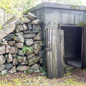 Öde bunker Pörtö