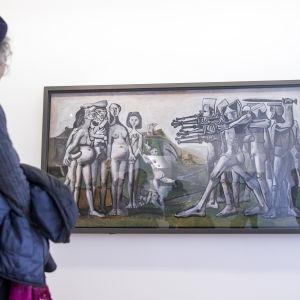 Massaker i Korea av Pablo Picasso.