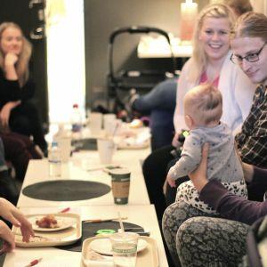 Bloggträff i Åbo.