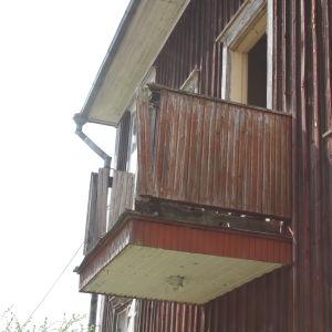 Öde fattiggården i Malax