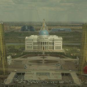 Astana, Kazakstanin pääkaupunki
