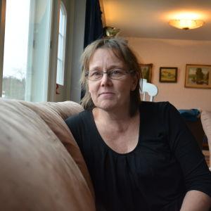 Taina Hammarén, tidigare geriatrisk överläkare i Lojo.