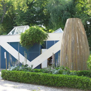 Alvar Aalto Pavilion (1956) of Finland, Venice 2014