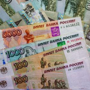 Rysk rubel