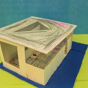 joulupukin virka-asunto arkkitehtuurikoulu arkki: Luca Lampu