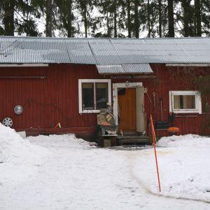 gamla veckjärvivägen 8 i borgå