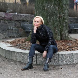 Laura Eklund, Helsingin keskustassa